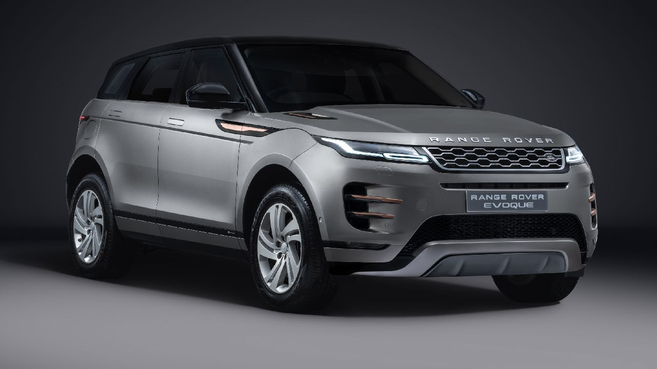 Land Rover Range Rover Evoque Three Quarter Static