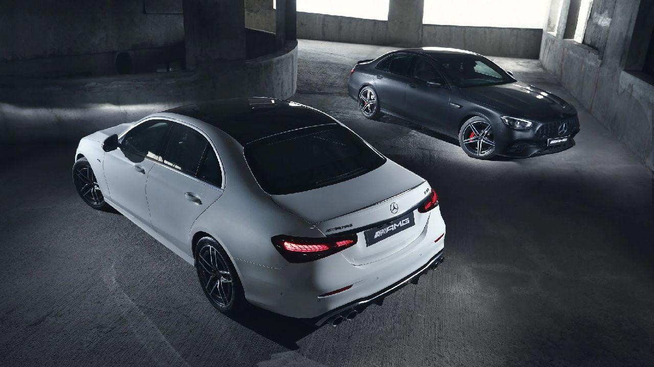 Mercedes AMG E 53 And E 63S