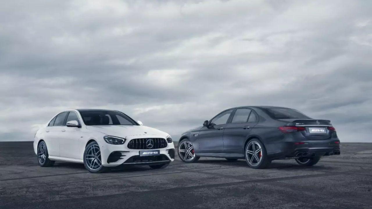Mercedes AMG E 63S And E 53