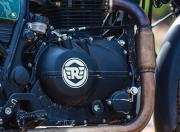 Royal Enfield Himalayan Engine Side View