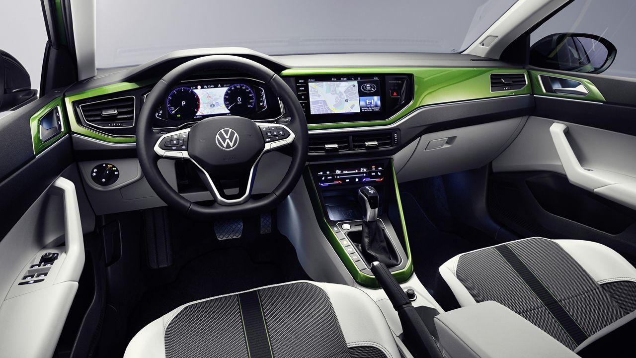 Volkswagen Taigo Interior