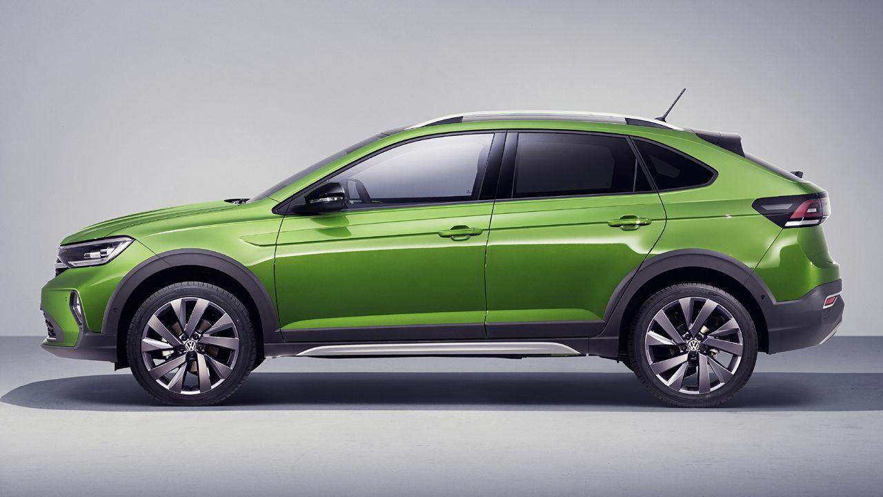 Volkswagen Taigo Side View