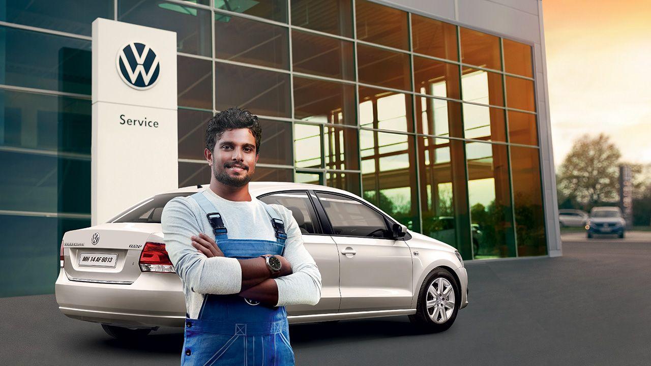 Volkswagen Service Creative