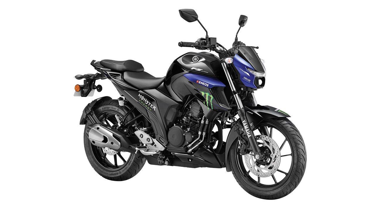 Yamaha Moto GP Edition FZ25