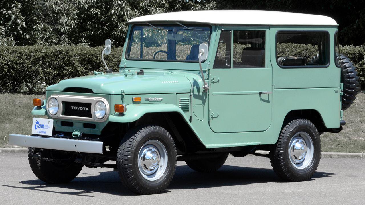 1974 Toyota Land Cruiser Series 40