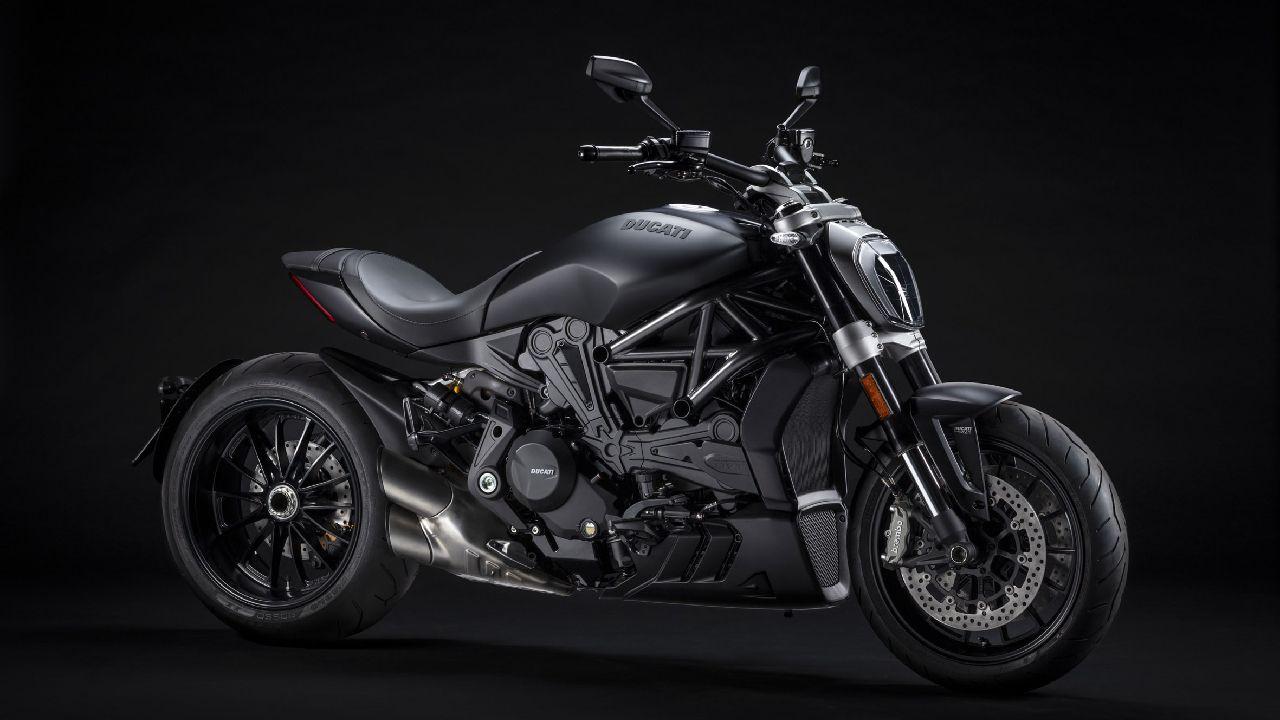 2021 Ducati XDiavel Dark Three Quarter Static