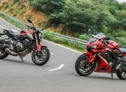 2021 Honda CB650R CBR650R design3