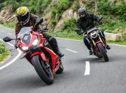2021 Honda CB650R CBR650R