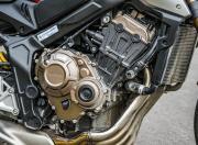 2021 Honda CB650R engine3