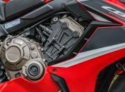 2021 Honda CBR650R engine3