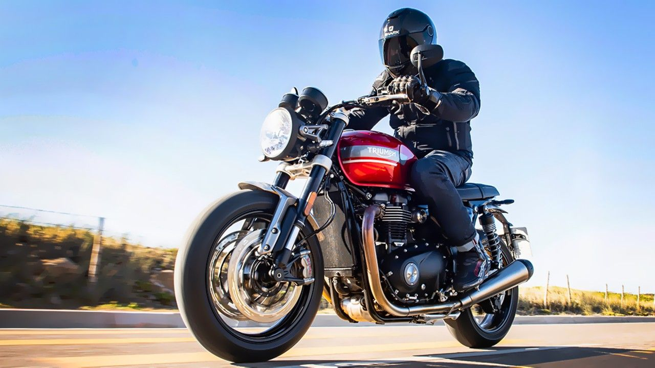 2021 Triumph Speed Twin India Launch