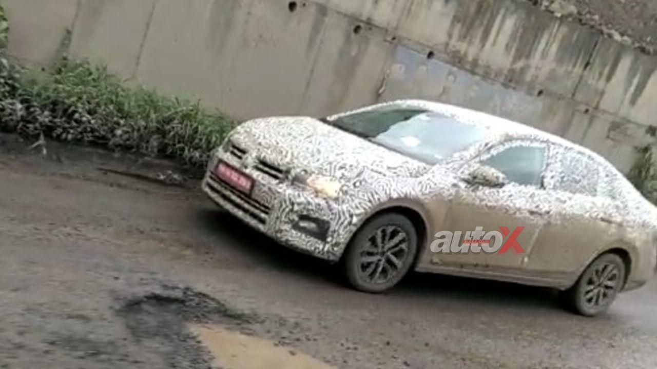 2022 Volkswagen Virtus Front Three Quarter