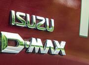 BS6 Isuzu D Max V Cross Bootlid Badge