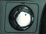 BS6 Isuzu D Max V Cross Drive Control Knob