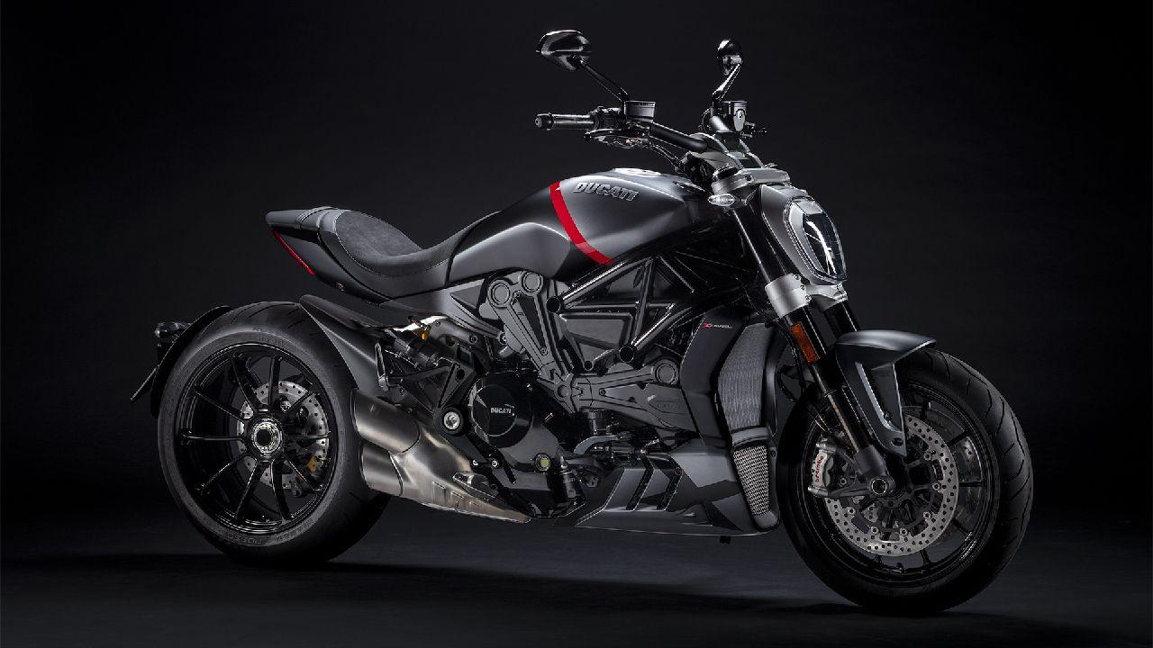 Ducati Xdiavel Black Star Three Quarter