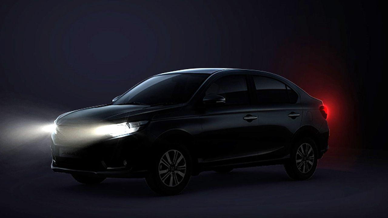 Honda Amaze Facelift Launch On August 18 Bookings Open