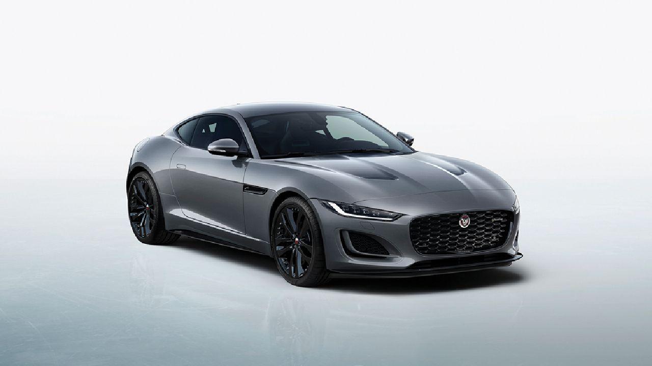 Jaguar F Type R Dynamic Black Three Quarter Static