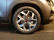 Kia Seltos X Line Alloy Wheel Design