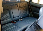 Kia Seltos X Line Rear Seat