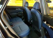 Kia Seltos X Line Rear Seat Side View