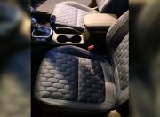 Kia Seltos X Line Seat Upholstery Weaving