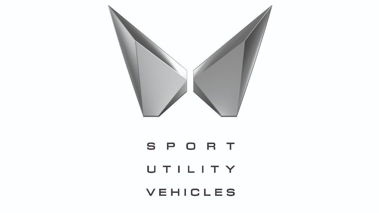 Mahindra SUV New Logo On Xuv700