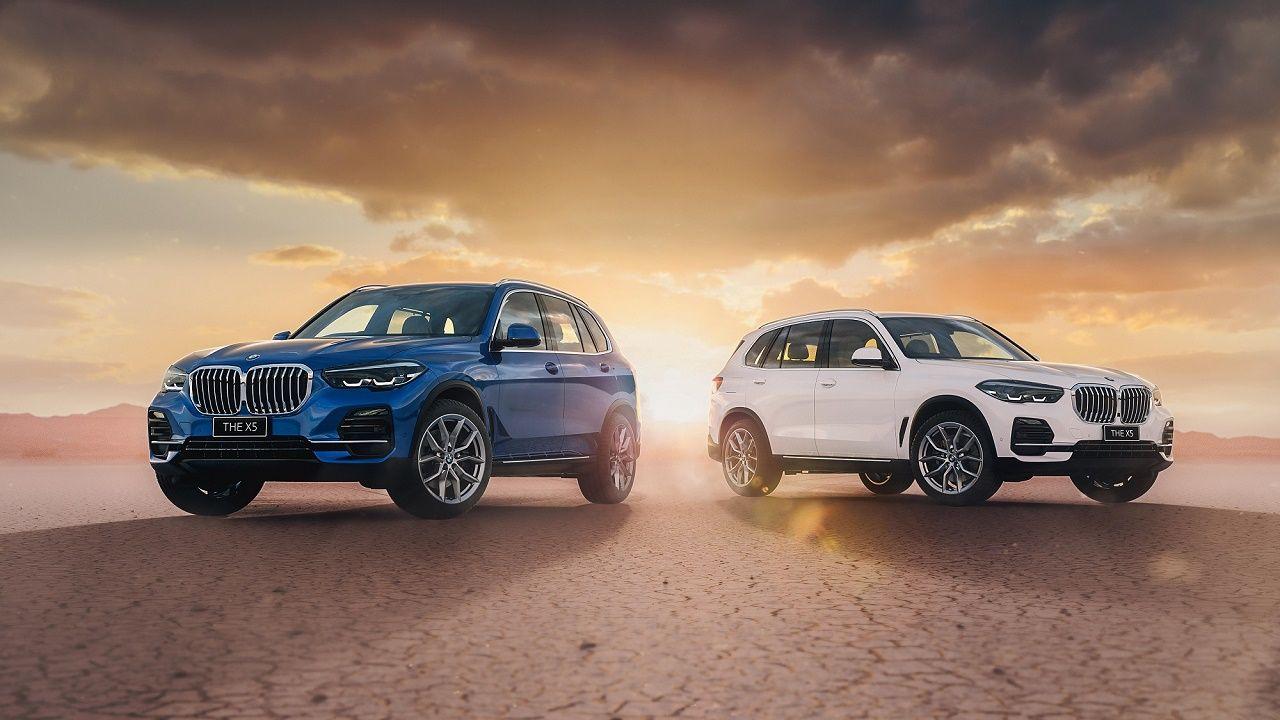 2021 BMW X5 XDrive SportX Plus Variants