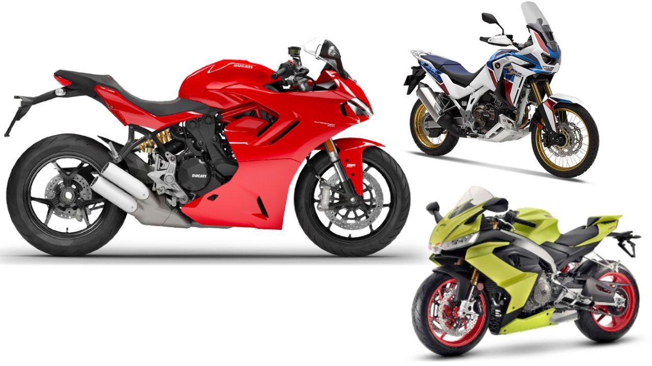 2021 Ducati Supersport 950 Side Profile Static Shot
