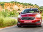 2021 Ford Figo AT Front Cornering Shot
