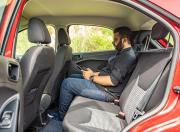 2021 Ford Figo AT Rear Seat