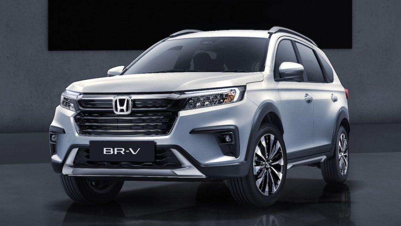 2021 Honda BR V Indonesia