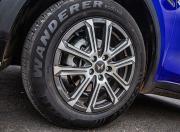 2021 Mahindra XUV700 alloy wheels