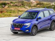 2021 Mahindra XUV700 design
