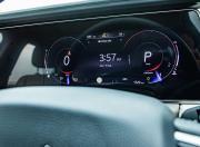 2021 Mahindra XUV700 driver display