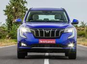 2021 Mahindra XUV700 front