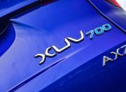 2021 Mahindra XUV700 logo