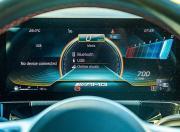 2021 Mercedes AMG GLA35 driver display1