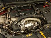 2021 Mercedes AMG GLA35 engine1