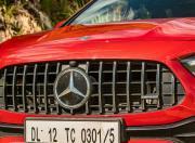 2021 Mercedes AMG GLA35 grille1