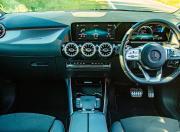 2021 Mercedes AMG GLA35 interior1