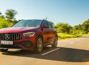 2021 Mercedes AMG GLA35 review1