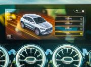 2021 Mercedes AMG GLA35 touchscreen1