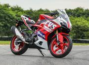 2021 TVS Apache RR310 racing colour