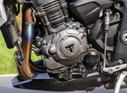 2021 Triumph Speed Triple RS Engine Shot1