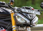 2021 Triumph Speed Triple RS Front Design1