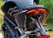2021 Triumph Speed Triple RS Rear Design1