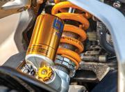 2021 Triumph Speed Triple RS Rear Monoshock1