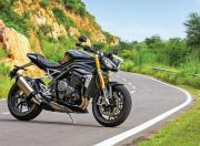 2021 Triumph Speed Triple RS Side View Static2