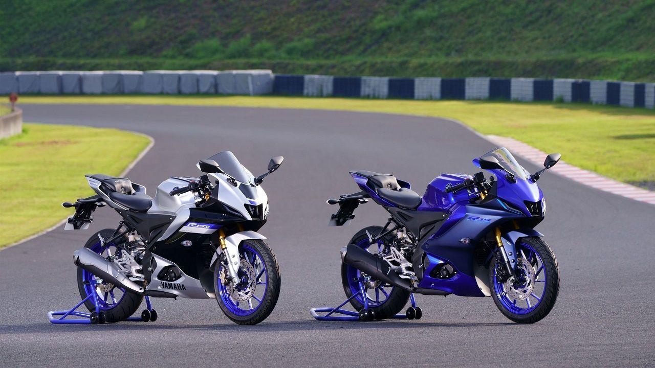 2021 Yamaha R15V4 R15