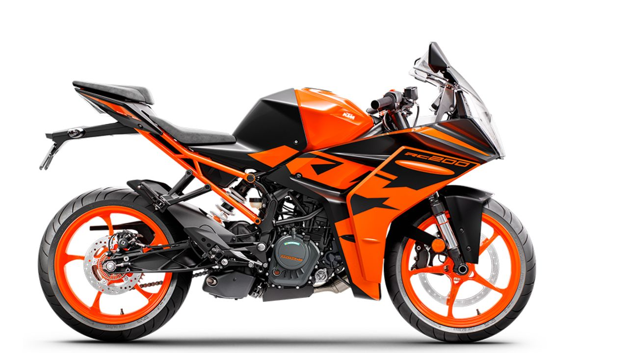 2022 Ktm Rc200 Unveiled India Launch Soon